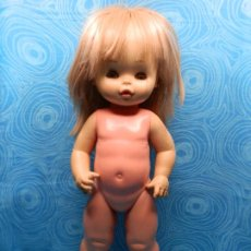 Outras Bonecas da Famosa: ANTIGUA MUÑECA CAROL DE FAMOSA, OJOS IRIS MARGARITA MIEL, 42 CM. Lote 197517653