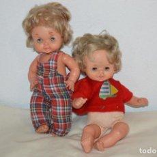 Otras Muñecas de Famosa: LOTE DE 2 MUÑECA/OS ANTIGUAS DE FAMOSA - ¡MIRA FOTOGRAFÍAS Y DETALLES!. Lote 178097143