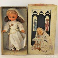 Otras Muñecas de Famosa: FAMOSA MUÑECA PRIMERA COMUNIÓN. Lote 214377465