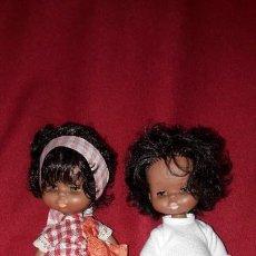 Otras Muñecas de Famosa: PAREJA DE MUÑECOS MAY DE FAMOSA AÑOS 70. Lote 200329065