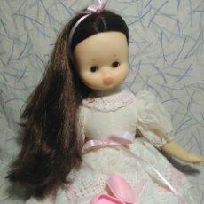 Otras Muñecas de Famosa: PRECIOSA MUÑECA BELTER DE FAMOSA CON PRECIOSA MELENA LARGA MORENA. Lote 201266577