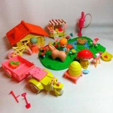 Otras Muñecas de Famosa: MUÑECOS PIN Y PON ANTIGUOS LOTE Nº13 SURTIDO. Lote 202753288