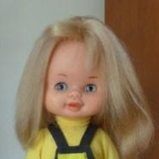 Otras Muñecas de Famosa: EVELIN DE FAMOSA. Lote 203049688