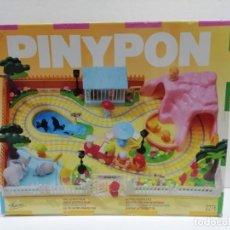 Otras Muñecas de Famosa: PIN PON 2276 ZOOLÓGICO 1988-FUNCIONANDO ALMACÉN. Lote 203728393