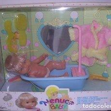 Otras Muñecas de Famosa: NENUCO BABY DE FAMOSA AÑOS 90 NUEVO. Lote 203840100