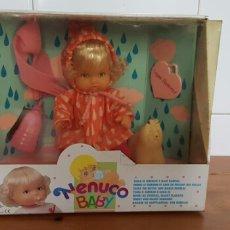 Otras Muñecas de Famosa: NENUCO BABY DE FAMOSA AÑOS 90 NUEVO. Lote 203865641