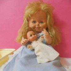 Otras Muñecas de Famosa: MUÑECA JESMAR OJOS MARGARITA CON JESMARIN - GRISSELA ?( LEER DESCRIPCION ). Lote 204175592