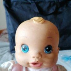 Otras Muñecas de Famosa: BEBE BABY ALIVE ** PIJAMA ROSA ** DE HASBRO. Lote 204405032