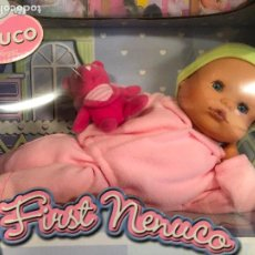 Otras Muñecas de Famosa: MUÑECA NENUCO MI PRIMER NENUCO. Lote 205323100