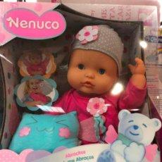 Otras Muñecas de Famosa: MUÑECA NENUCO ABRACITOS. Lote 205323262