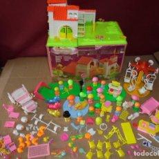 Outras Bonecas da Famosa: MAGNIFICO LOTE DE PIN Y PON ANTIGUO,SALIDA 1 EURO. Lote 205367662