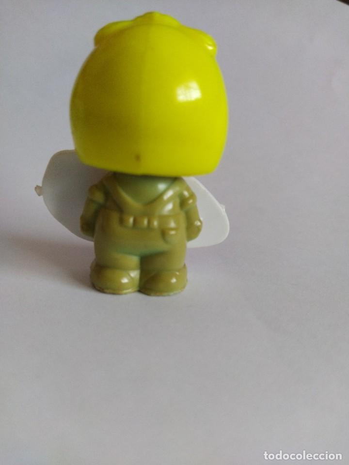 Otras Muñecas de Famosa: Pinypon muñeca con accesorio de ropa con cesta y muñecos. PinyPon antiguo vintage de los 80 Famosa - Foto 6 - 205599810