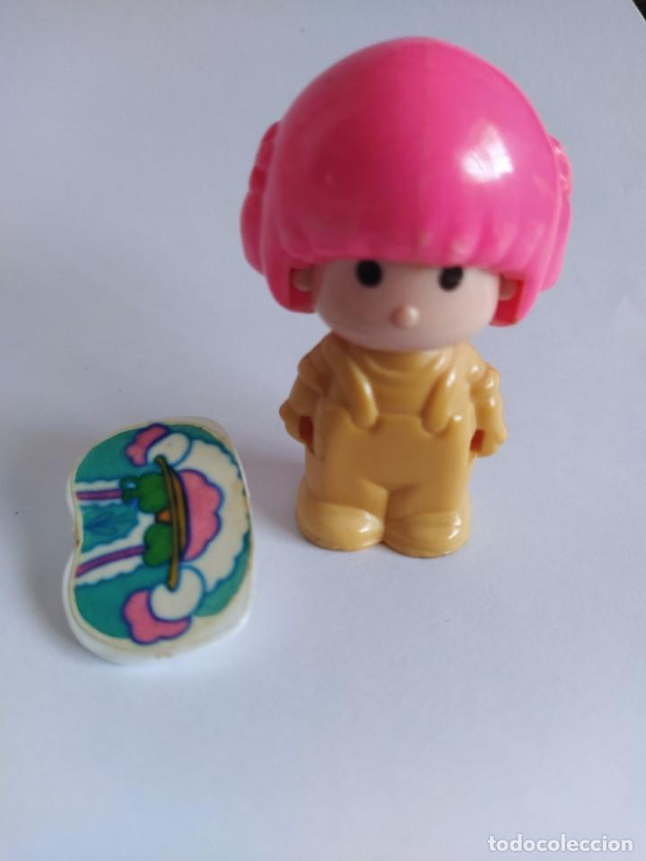 Otras Muñecas de Famosa: Pinypon muñeca con accesorio de ropa de doncella. PinyPon antiguo vintage de los 80 Famosa - Foto 17 - 205600231