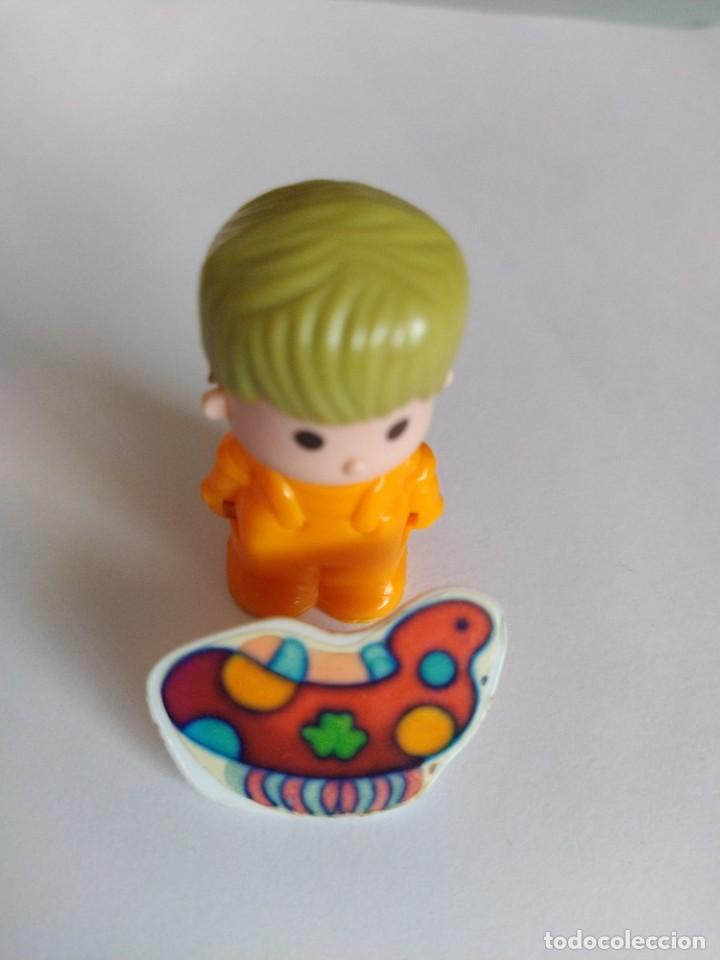 Otras Muñecas de Famosa: Pinypon muñeco con accesorio de ropa de bañista. PinyPon antiguo vintage de los 80 Famosa - Foto 9 - 205600465