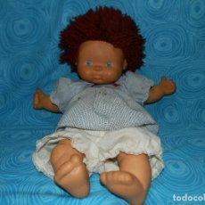 Otras Muñecas de Famosa: MUÑECO FAMOSA CABBAGE PATCH KIDS, ETIQUETA EN VESTIDO 1650. Lote 205772745