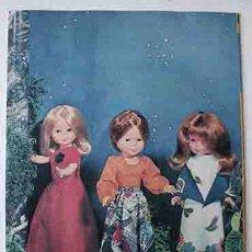 Otras Muñecas de Famosa: ANUNCIO MUÑECAS FAMOSA NANCY , PULGARCITO Nº 2315 SHERIFF KING. Lote 206355328