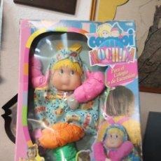 Otras Muñecas de Famosa: MUÑECA COMPI MOCHILA DE FAMOSA, AÑO 1995 EN SU CAJA.MADE IN SPAIN. Lote 206768807