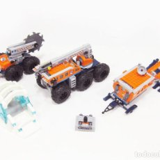 Otras Muñecas de Famosa: SET LEGO REF 60195 - CITY ARTIC MOBIL EXPLORATION. Lote 207105065