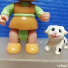 Otras Muñecas de Famosa: PERRO DE PVC IDEAL MUÑECA PIN Y PON PINYPON MUÑECA NO INCLUIDA. Lote 207259438
