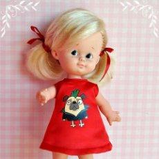 Otras Muñecas de Famosa: VESTIDO PARA MUÑECA CUCA DE FAMOSA. Lote 207455135