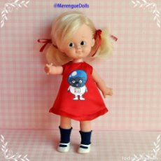 Otras Muñecas de Famosa: VESTIDO PARA MUÑECA CUCA DE FAMOSA. Lote 207455167