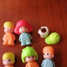 Otras Muñecas de Famosa: LOTE MUÑECO MUÑECOS PIN Y PON DE FAMOSA CABALLO ROSA. Lote 145185594