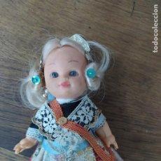 Otras Muñecas de Famosa: MUÑECA FALLERA BORDERA ONIL. CAJA PLOMO. Lote 209409313