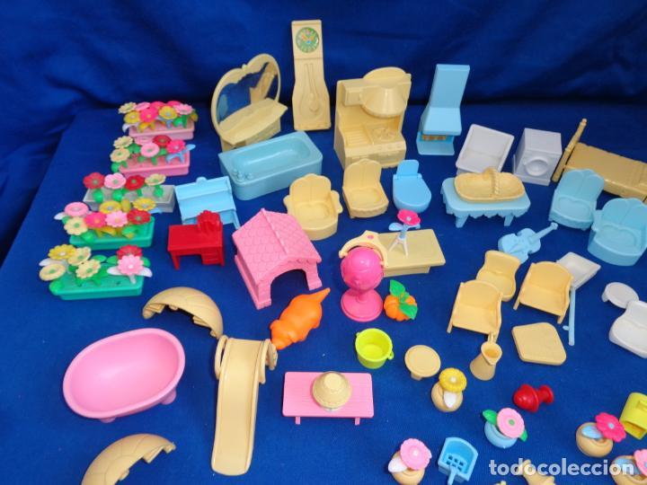 Otras Muñecas de Famosa: LOTAZO PIEZAS Y COMPLEMENTOS PIN Y PON VER FOTOS Y DESCRIPCION! SM - Foto 6 - 210112131