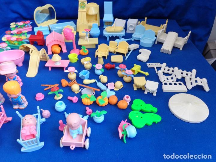Otras Muñecas de Famosa: LOTAZO PIEZAS Y COMPLEMENTOS PIN Y PON VER FOTOS Y DESCRIPCION! SM - Foto 19 - 210112131