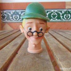 Otras Muñecas de Famosa: CHIRIPITIFLAUTICOS TITERES MARIONETAS DE FAMOSA SOLO LA CABEZA. Lote 210638114