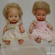 Otras Muñecas de Famosa: PAREJA DE BARRIGUITAS DE FAMOSA - AÑOS 70. Lote 210647090