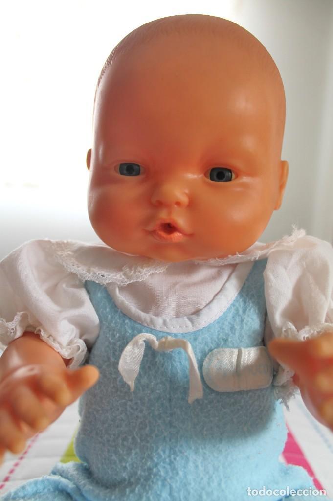 Otras Muñecas de Famosa: MUÑECO NENUCO POMPITAS CON ROPA ORIGINAL-AÑOS 80 - Foto 2 - 210705936