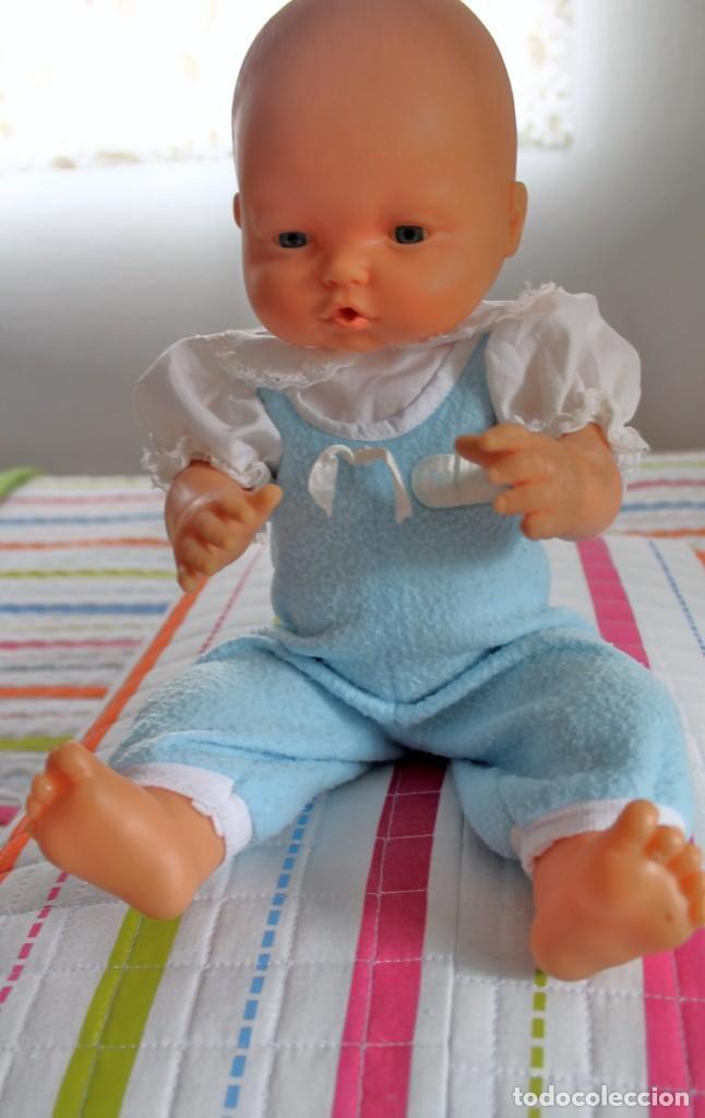 Otras Muñecas de Famosa: MUÑECO NENUCO POMPITAS CON ROPA ORIGINAL-AÑOS 80 - Foto 4 - 210705936
