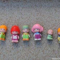 Otras Muñecas de Famosa: PIN Y PON - MALETA CHALET - CON MUÑECOS - FAMOSA. Lote 211508144