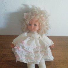 Otras Muñecas de Famosa: MUÑECA DE TRAPO ANTIGUA. Lote 211837755