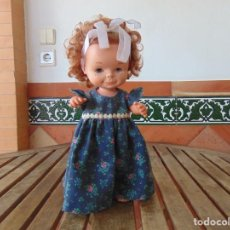 Otras Muñecas de Famosa: MUÑECA, CHATUCA DE FAMOSA OJOS MARGARITA PELO RIZADO. Lote 212491865