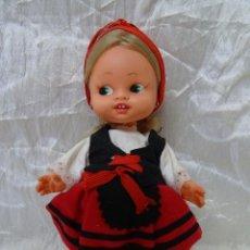 Otras Muñecas de Famosa: MUÑECA PARVULITA DE BERJUSA AÑOS 70. Lote 212558688