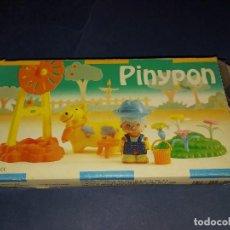 Otras Muñecas de Famosa: PINYPON 2331 GRANJERO - PIN Y PON. Lote 213000178