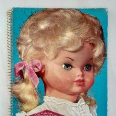 Otras Muñecas de Famosa: PIROSKA DE FAMOSA AGENDA AÑO 1963. Lote 213165077