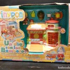 Otras Muñecas de Famosa: PIN Y PON UN DÍA EN LOS BOMBEROS DE FAMOSA REF 2493. Lote 213185766