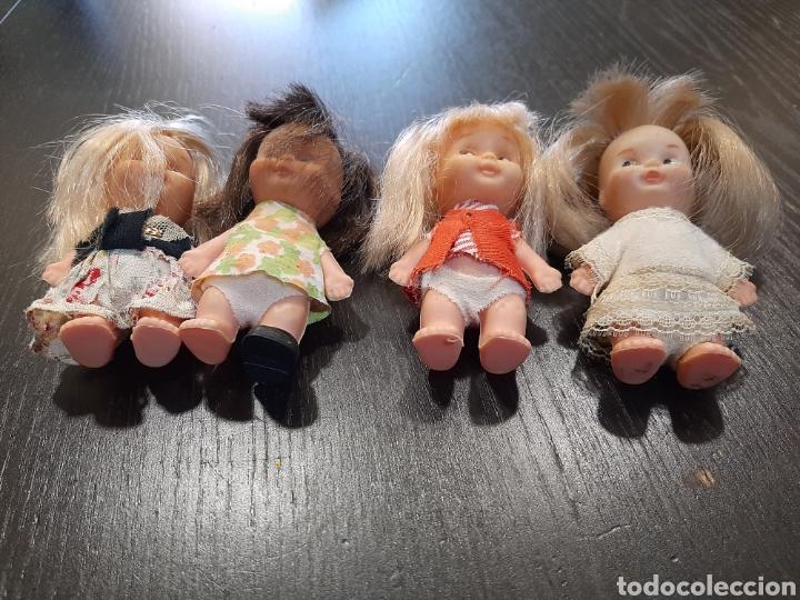 Otras Muñecas de Famosa: LOTE DE 4 TIN TAN O MINI BARRIGUITAS DE FAMOSA - Foto 4 - 213409656