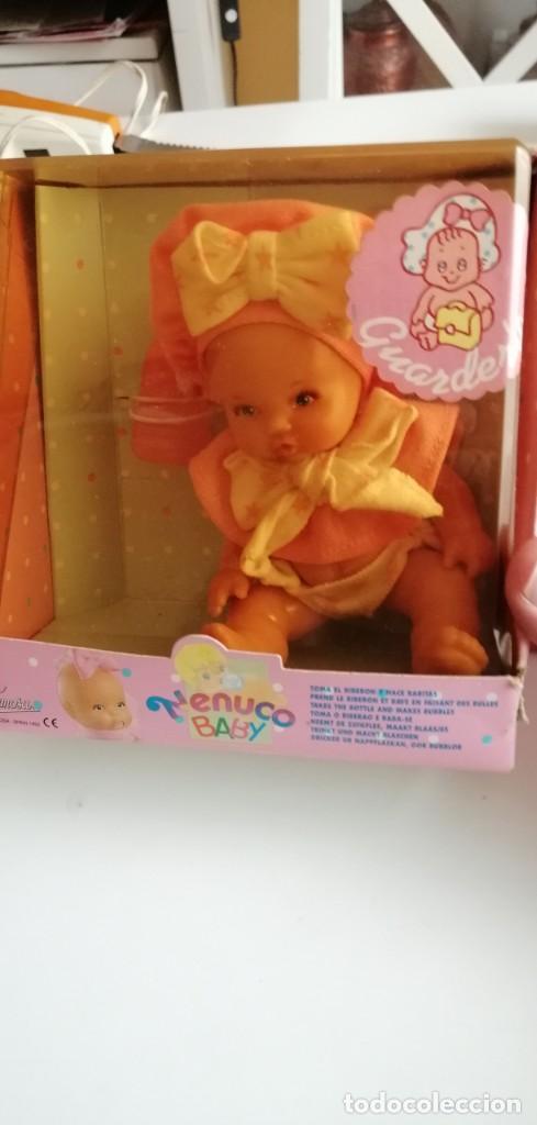 G-22 MUÑECA NENUCO BABY GUARDERIA NUEVO PRECINTADO 1992 EN SU BLISTER FAMOSA (Juguetes - Muñeca Española Moderna - Otras Muñecas de Famosa)