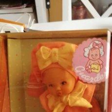 Otras Muñecas de Famosa: G-22 MUÑECA NENUCO BABY GUARDERIA NUEVO PRECINTADO 1992 EN SU BLISTER FAMOSA. Lote 213425610