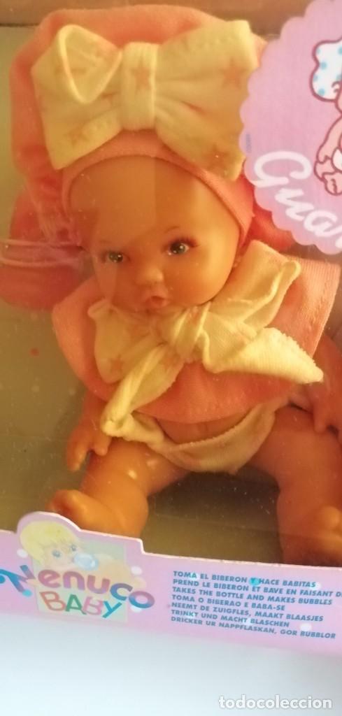 Otras Muñecas de Famosa: G-22 MUÑECA NENUCO BABY GUARDERIA NUEVO PRECINTADO 1992 EN SU BLISTER FAMOSA - Foto 2 - 213425610