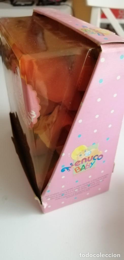 Otras Muñecas de Famosa: G-22 MUÑECA NENUCO BABY GUARDERIA NUEVO PRECINTADO 1992 EN SU BLISTER FAMOSA - Foto 3 - 213425610