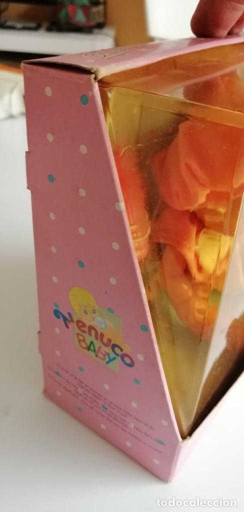 Otras Muñecas de Famosa: G-22 MUÑECA NENUCO BABY GUARDERIA NUEVO PRECINTADO 1992 EN SU BLISTER FAMOSA - Foto 5 - 213425610