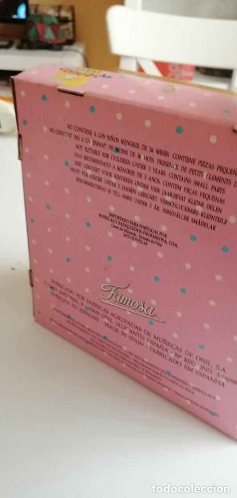 Otras Muñecas de Famosa: G-22 MUÑECA NENUCO BABY GUARDERIA NUEVO PRECINTADO 1992 EN SU BLISTER FAMOSA - Foto 6 - 213425610
