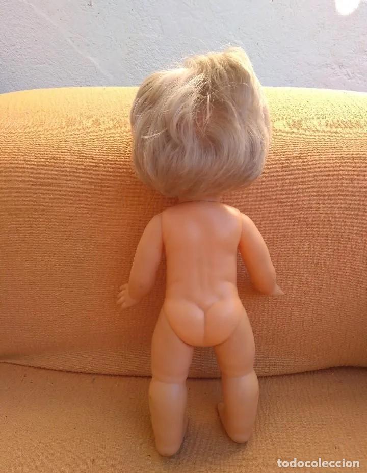 Otras Muñecas de Famosa: Muñeca de la manufactura FAMOSA, AÑOS 70. TOBILLOS GRUESOS. ROPA ORIGINAL - Foto 3 - 213893075