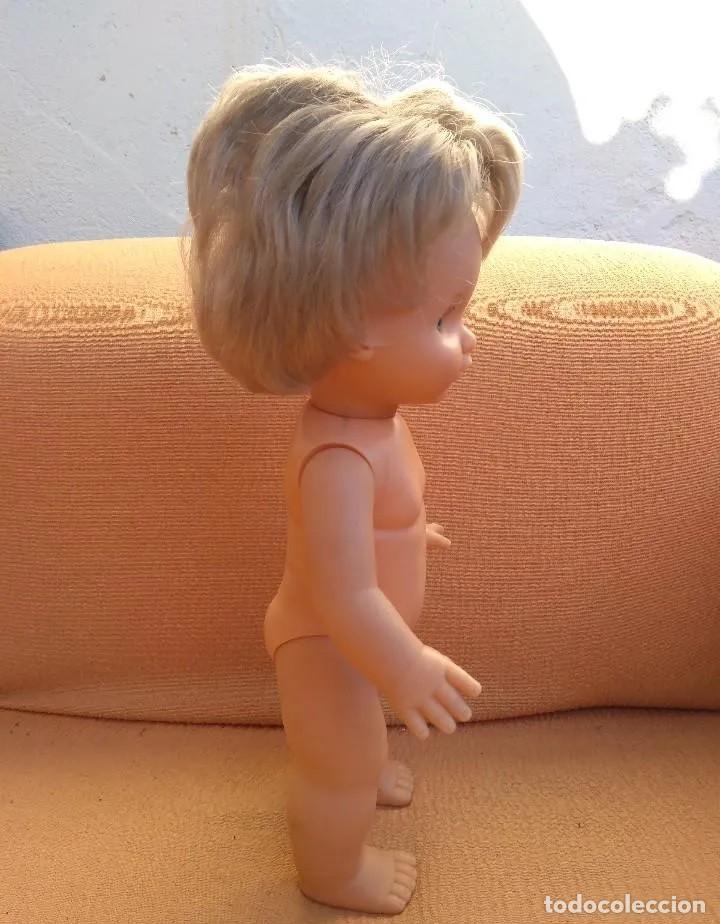 Otras Muñecas de Famosa: Muñeca de la manufactura FAMOSA, AÑOS 70. TOBILLOS GRUESOS. ROPA ORIGINAL - Foto 4 - 213893075