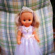 Otras Muñecas de Famosa: MUÑECA DE FAMOSA HELEN O MARI LOLI DE COMUNIÓN. Lote 213999892